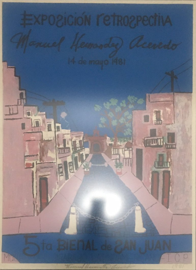 Manuel Hernandez: Retrospective