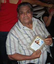 Sr. Martinez Rodriguez Promesa de los Reyes